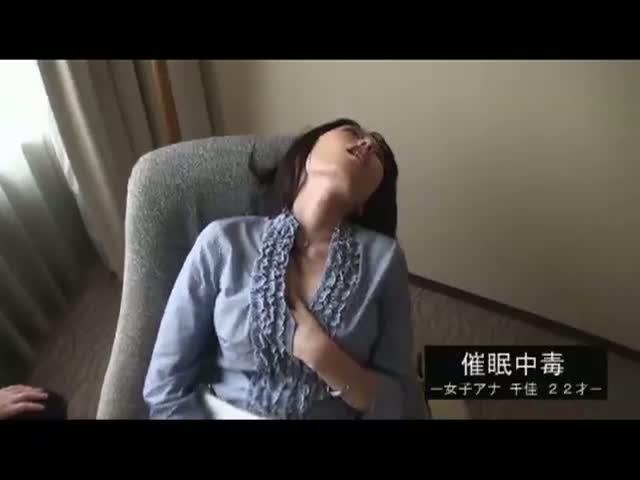 【有村千佳(ありむらちか)】清楚系のアナウンサーを性の虜にして毎日ハメまくる!