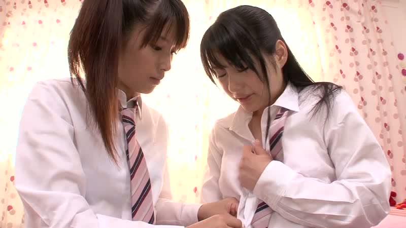 女子校生 コスプレ レズ |女子校生レズカップルがブルマでキスして制服クンニ、手マンでイカせちゃう